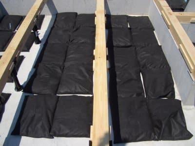 床下調湿竹炭